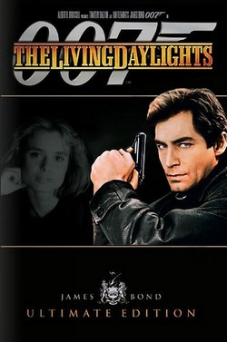 Искры из глаз - The Living Daylights
