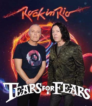 Tears for Fears - Rock in Rio