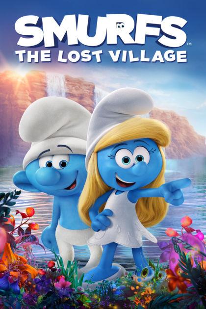 Смурфики: Затерянная Деревня: Дополнительные материалы - Smurfs- The Lost Village- Bonuces