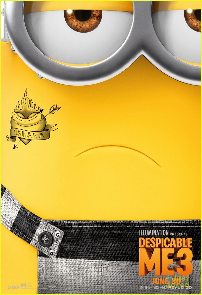 Гадкий Я 3: Дополнительные материалы - Despicable Me 3- Bonuces