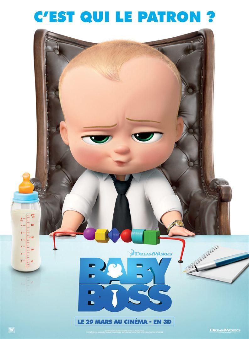 Босс-Молокосос: Дополнительные материалы - The Boss Baby- Bonuces