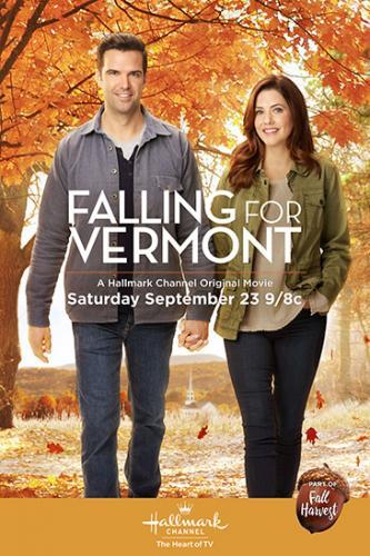 Осень в Вермонте - Falling for Vermont