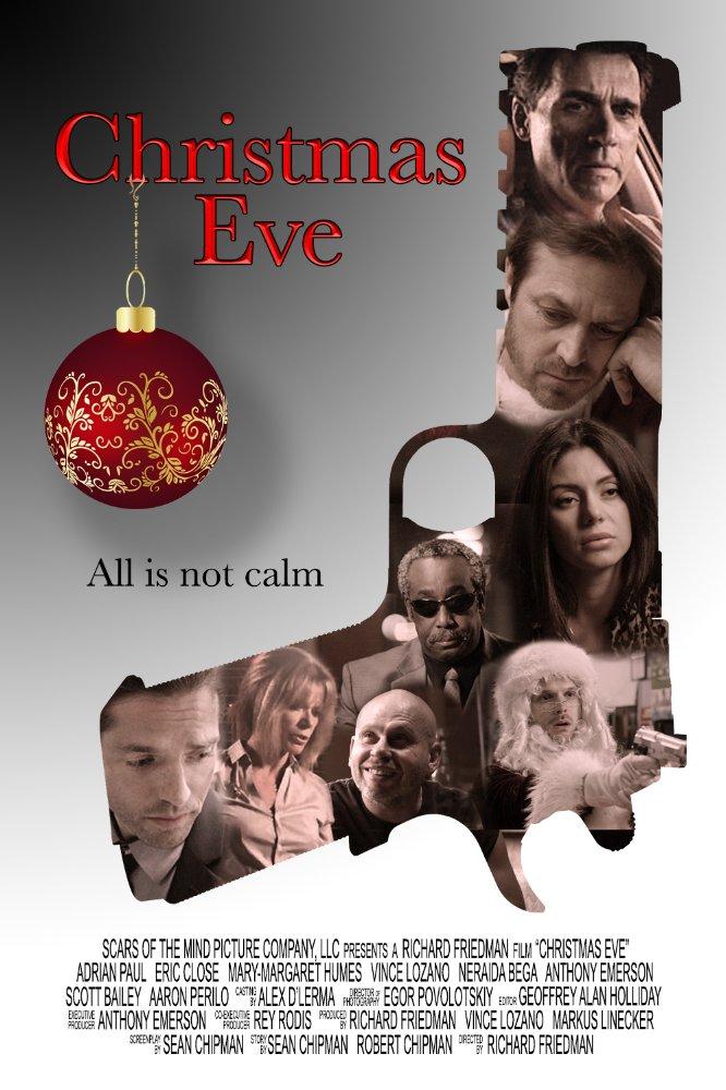 История рождественского убийства - Christmas Eve