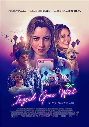 Ингрид едет на Запад - Ingrid Goes West