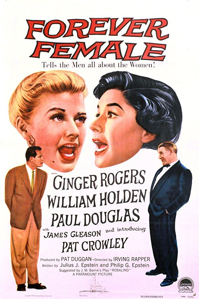 Навеки женщина - Forever Female