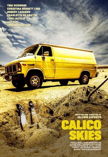 Осколки неба - Calico Skies