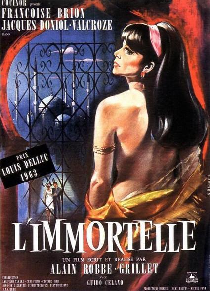 Бессмертная - L'immortelle