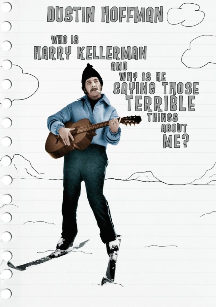 Кто такой Гарри Келлерман и почему он говорит обо мне ужасные вещи? - Who Is Harry Kellerman and Why Is He Saying Those Terrible Things About Me