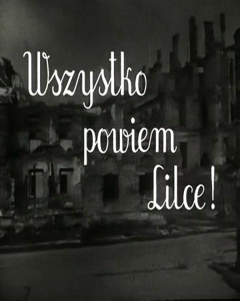 Всё расскажу Лильке - Wszystko powiem Lilce!