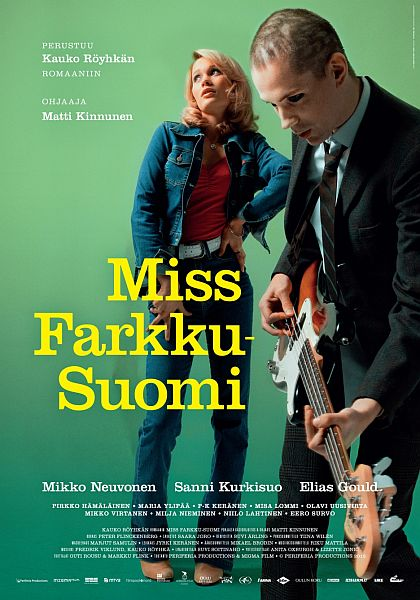 Мисс «Голубые джинсы» - Miss Farkku-Suomi