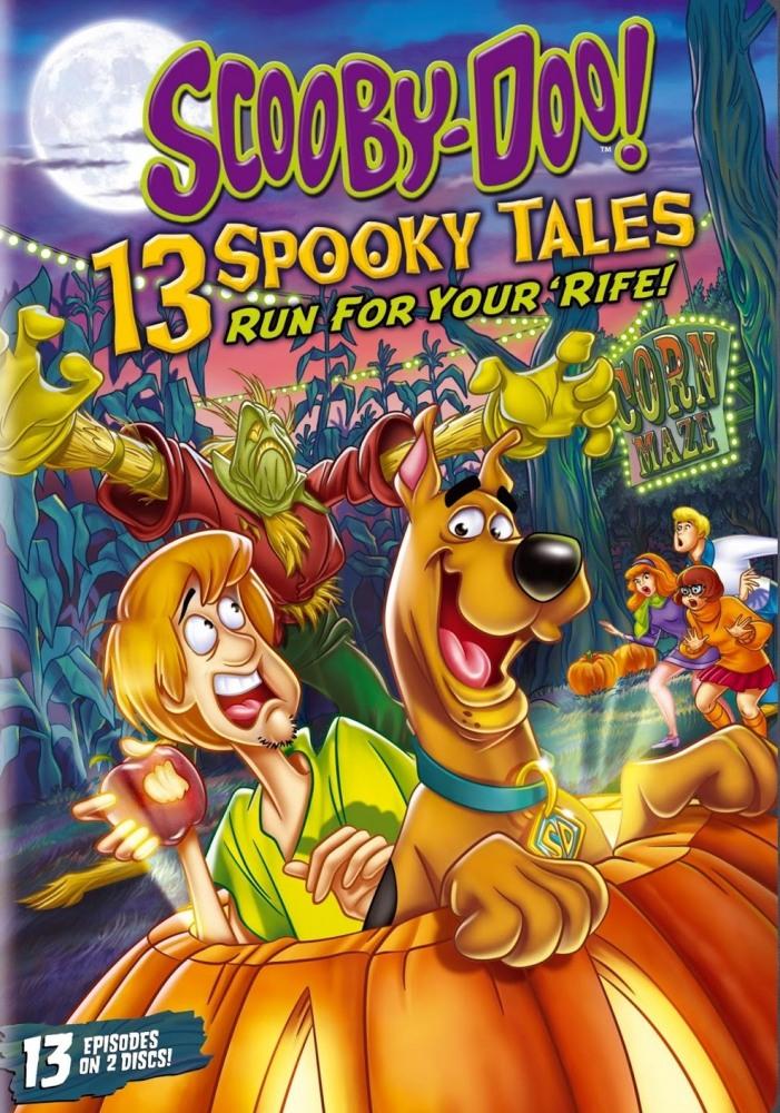 Скуби-Ду! И Страшное Пугало - Scooby-Doo! Spooky Scarecrow