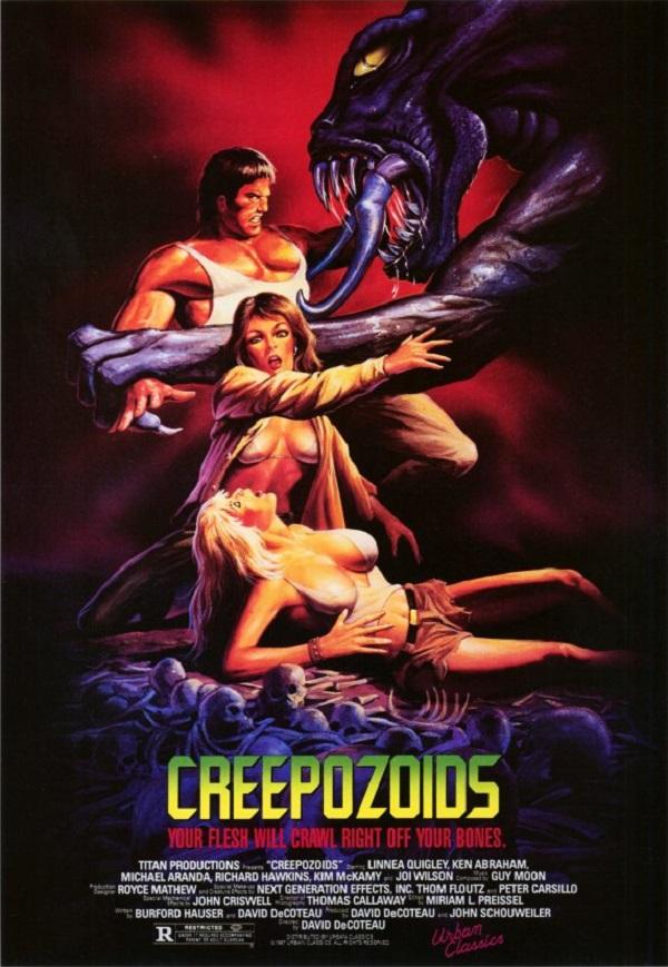 Крипозоиды - Creepozoids