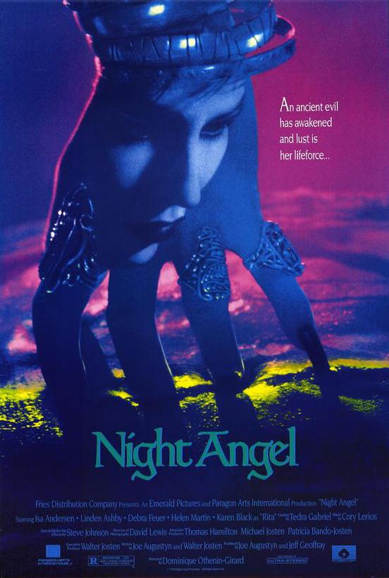 Ночной ангел - Night Angel