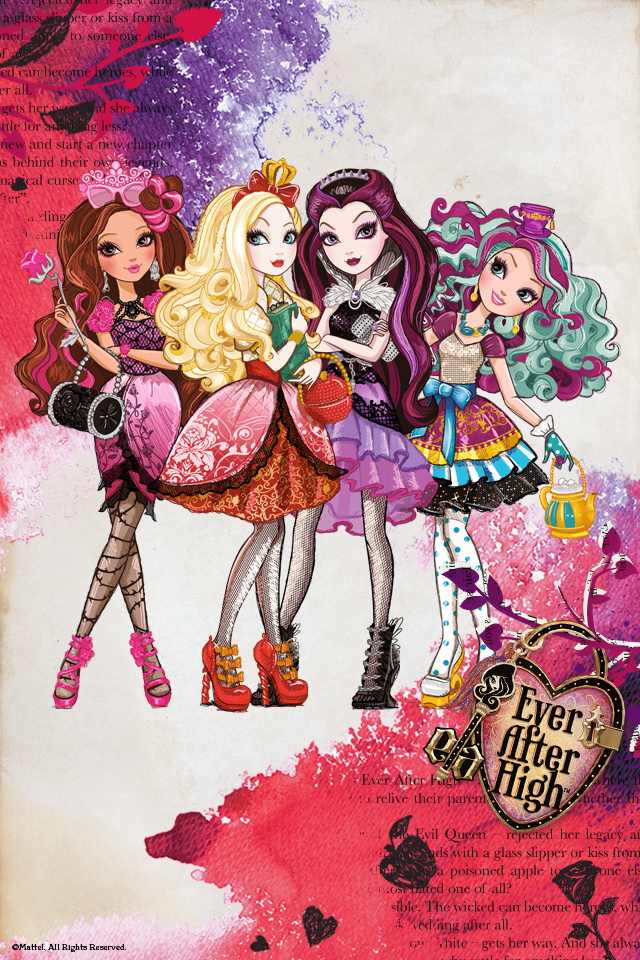 Школа Эвер Афтер - Ever After High