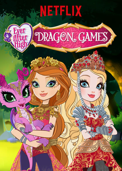 Школа Эвер Афтер: Игры Драконов - Ever After High- Dragon Games