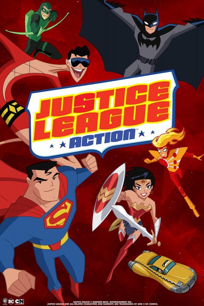 Лига справедливости - Justice League Action
