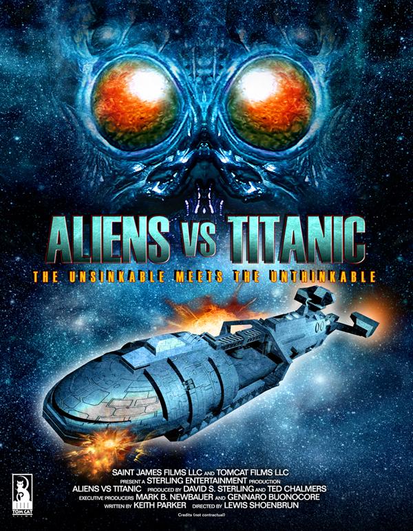 Чужие против Титаника - Aliens vs. Titanic