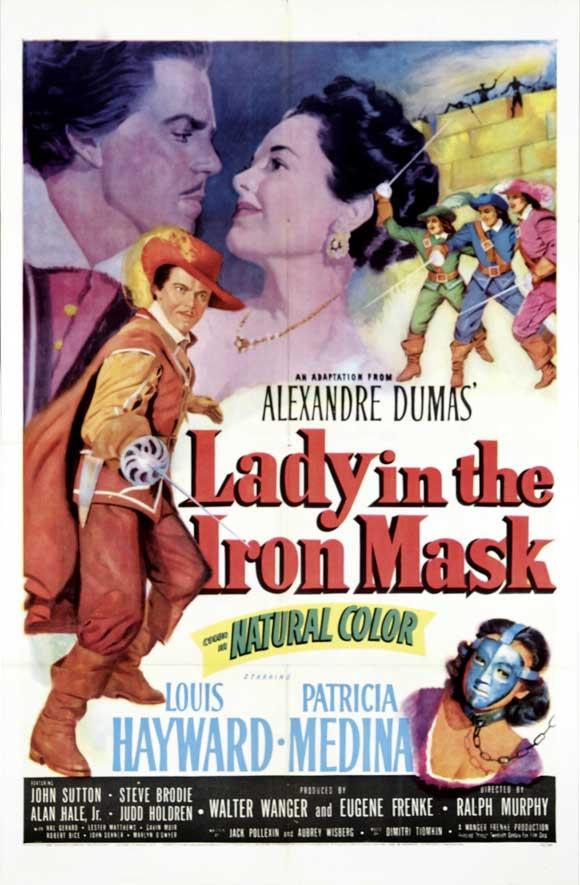 Леди в железной маске - Lady in the Iron Mask