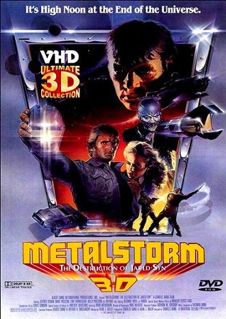 Металлический шторм: Крах Джаред-Сина - Metalstorm- The Destruction of Jared-Syn