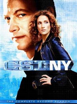 C.S.I.: Нью Йорк. Сезон 2 - CSI: NY. Season II
