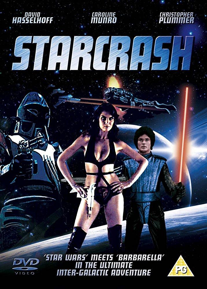 Столкновение звёзд - StarCrash