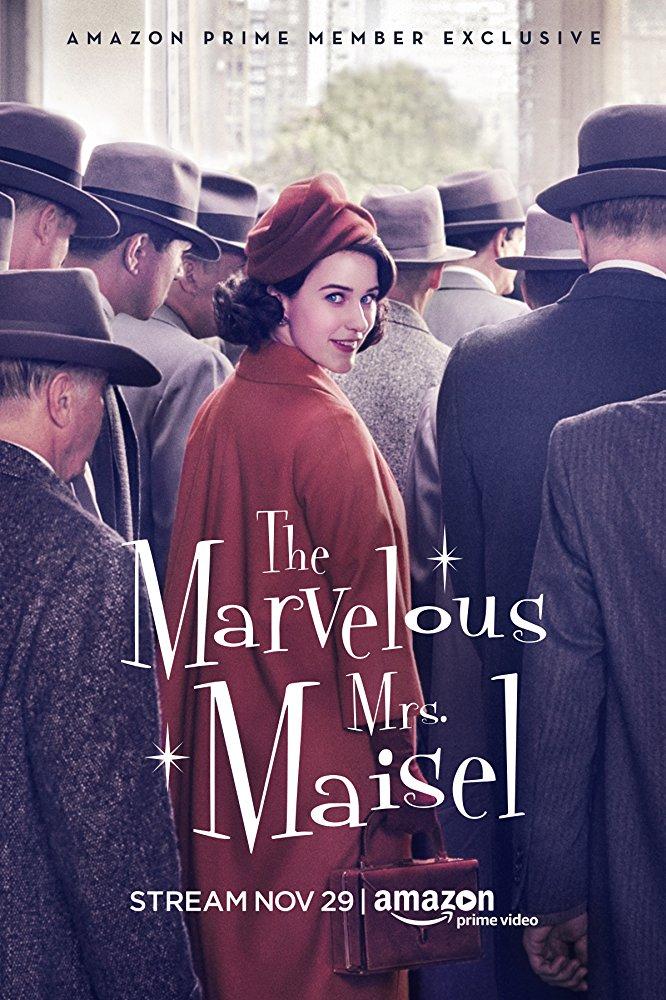 Удивительная миссис Мейзел - The Marvelous Mrs. Maisel