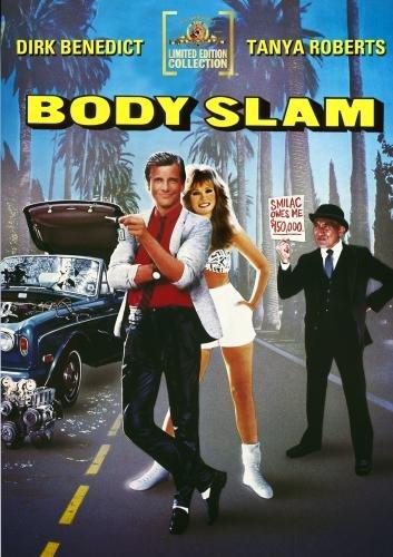 Удар туловищем - Body Slam