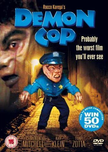 Демон-полицейский - Demon Cop