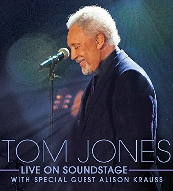 Tom Jones - Live on Soundstage