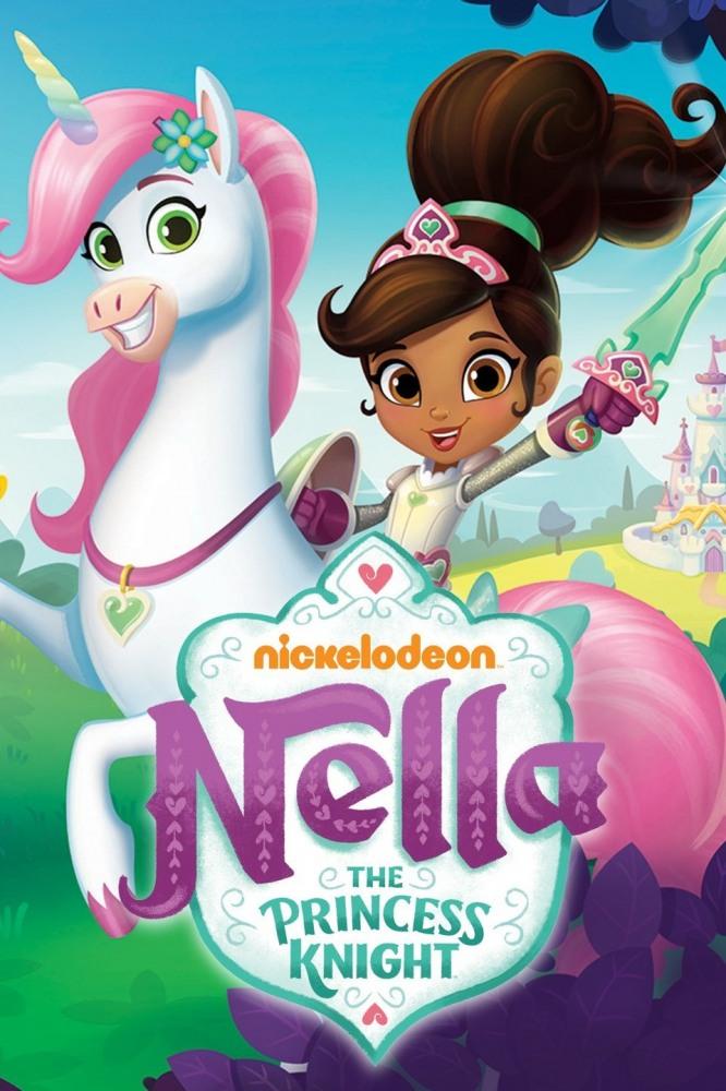 Нелла - отважная принцесса - Nella the Princess Knight