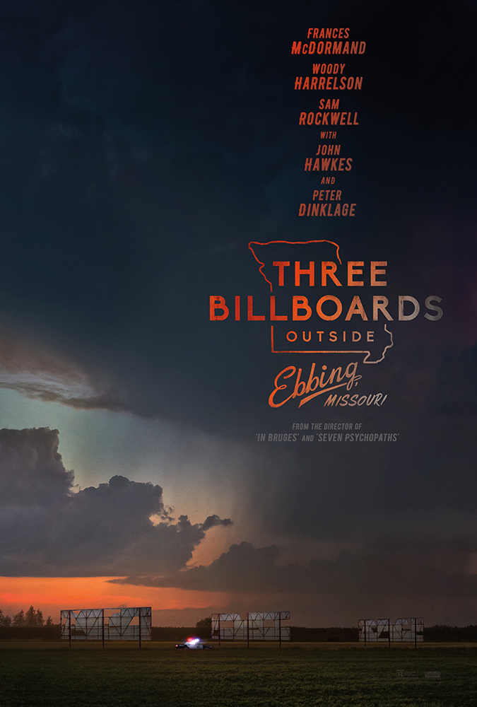 Три билборда на границе Эббинга, Миссури - Three Billboards Outside Ebbing, Missouri