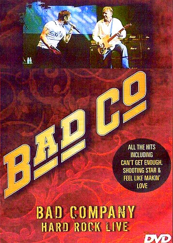 Bad Company - Live At Red Rock