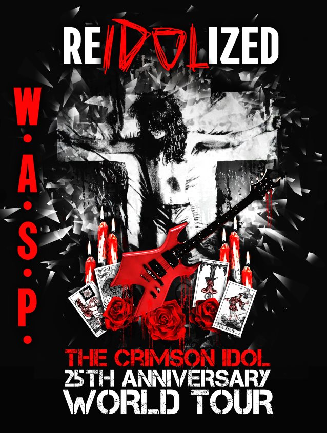 W.A.S.P.:ReIdolized: The Soundtrack To The Crimson Idol