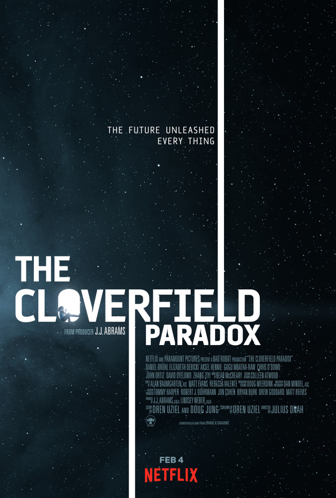 Парадокс Кловерфилда - The Cloverfield Paradox
