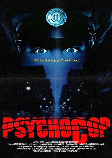 Полицейский-психопат - Psycho Cop