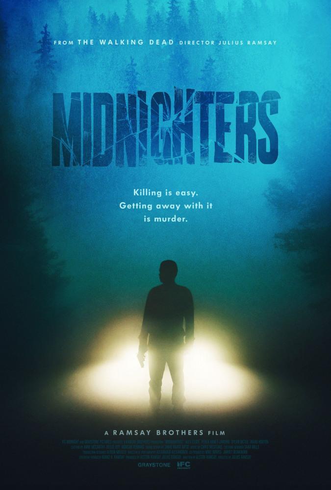 Полуночники - Midnighters