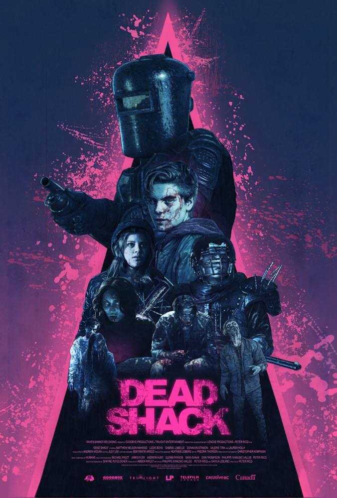 Лачуга смерти - Dead Shack