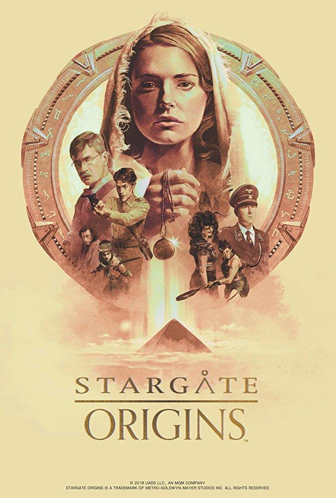 Звездные врата: Начало - Stargate Origins