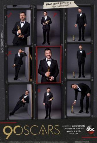 90-я церемония вручения премии «Оскар» - The 90th Annual Academy Awards