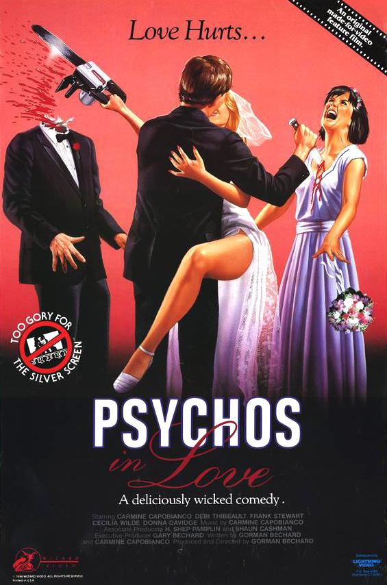 Влюбленные психопаты - Psychos in Love