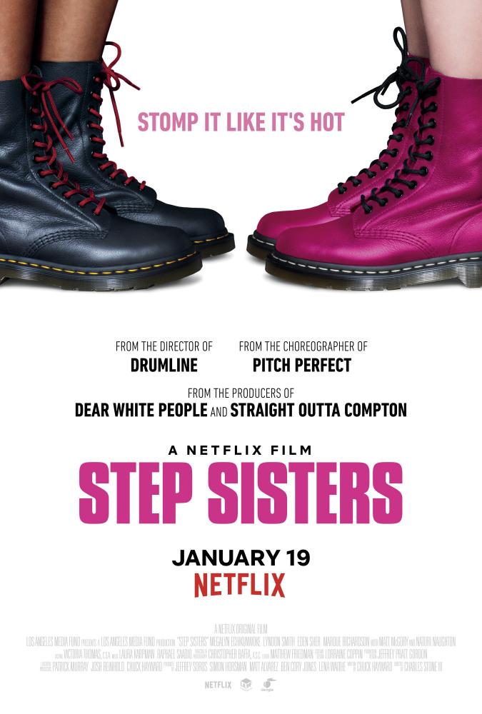 Сёстры по степу - Step Sisters