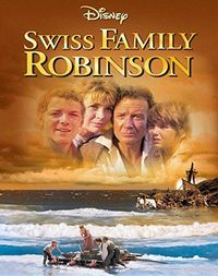 Швейцарская семья Робинзонов - Swiss Family Robinson
