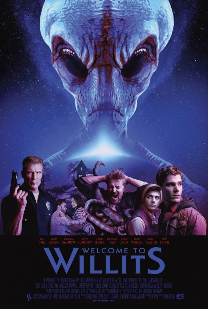 Добро пожаловать в Уиллитс - Welcome to Willits