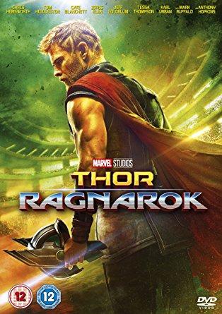 Тор: Рагнарёк: Дополнительные материалы - Thor- Ragnarok- Bonuces