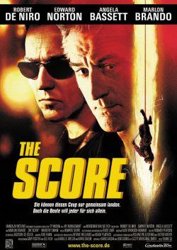 Медвежатник - The Score