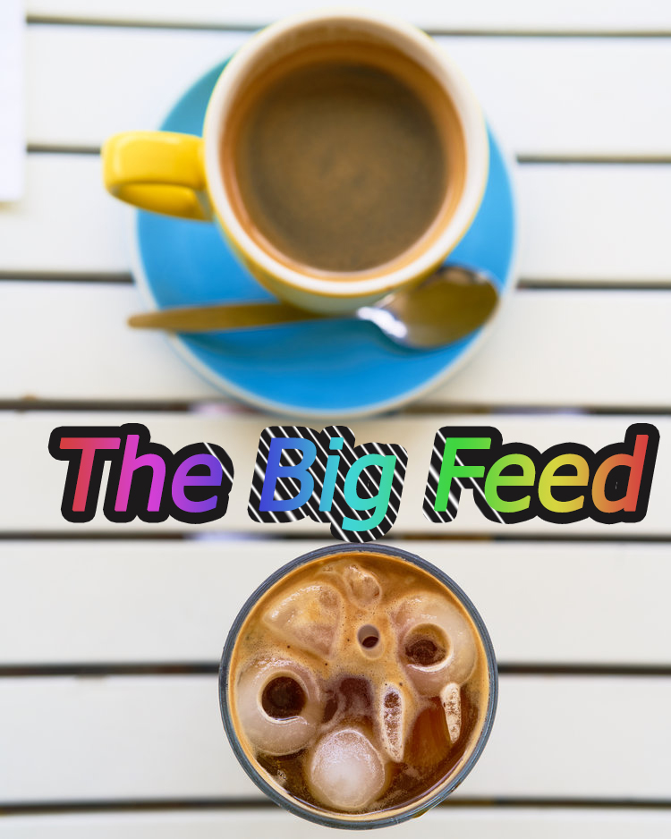 Зверский общепит - The Big Feed