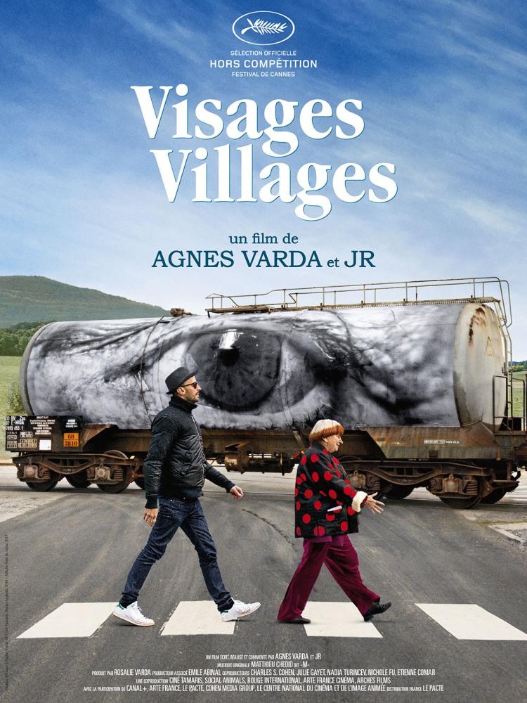 Лица, деревни - Visages, villages