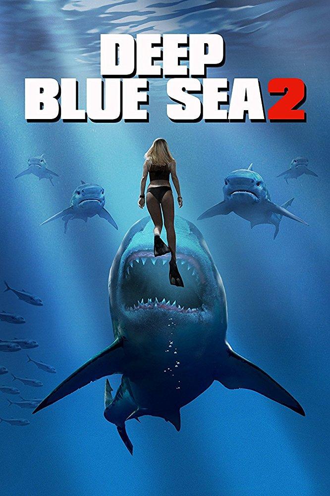 Глубокое синее море 2 - Deep Blue Sea 2