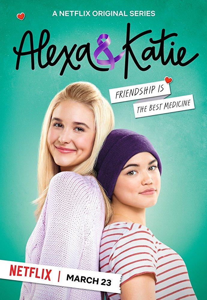 Алекса и Кэти - Alexa & Katie