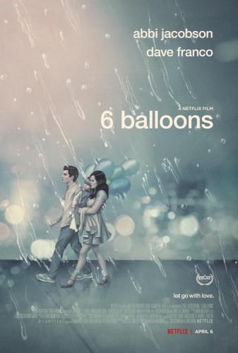 6 шариков - 6 Balloons